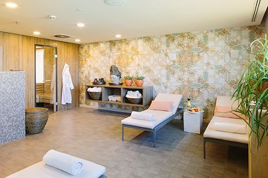 Hotel Chester Heidelberg: Wellness/Spa