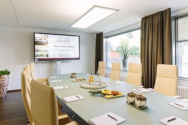 Hotel Chester Heidelberg: Meeting Room
