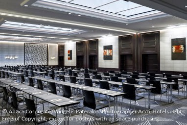 Sofitel Frankfurt Opera: Meeting Room